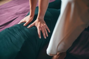 What are the various types of massage treatment available?